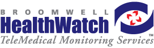 Broomwell Healthwatch Mobile Retina Logo